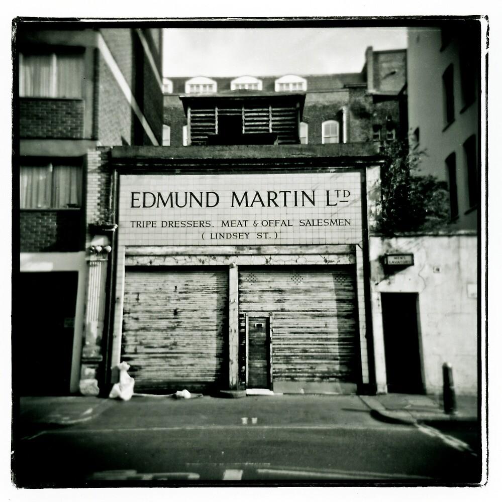 Edmund Martin - Tripe Dressers by DBrooks