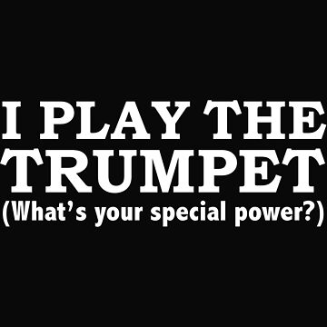 TRUMPET Player What's your special power by losttribe