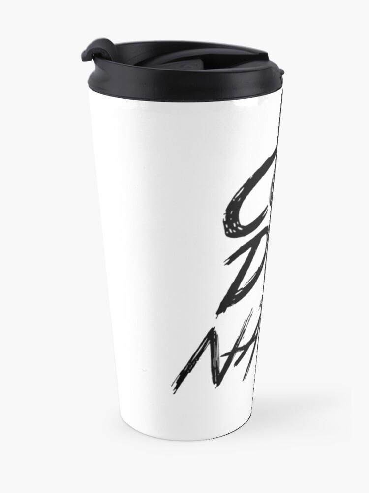 Quot Copy Of Official Coal Dust Hollar Merchandise Quot Travel Mug
