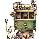 Aussie Samaritan by Jenny Wood