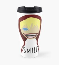 "Corazon Full Toothed ""Smile"" Travel Mug"