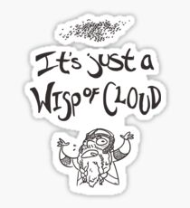 Wisp of Cloud Sticker