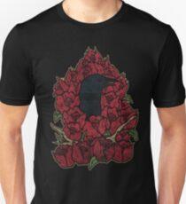 Bird In Flowers T-Shirt