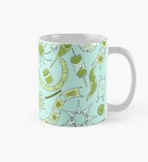 Wide for mugs etc: Yet more diatoms!  Classic Mug