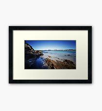 Mollymook - South Coast, NSW Framed Print
