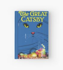 The Great Catsby Hardcover Journal