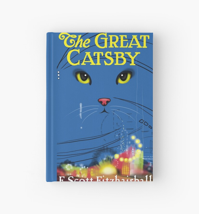 The Great Catsby by Jen Pauker