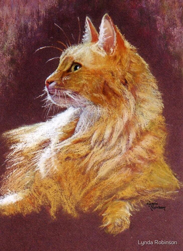 'Ralphy' by Lynda Robinson