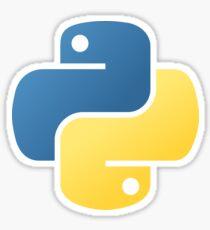 Python sticker Sticker