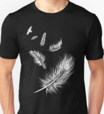 Flying High Up Up Slim Fit T-Shirt