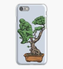 Bonsai Thinking iPhone Case/Skin