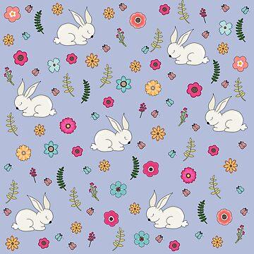 Easter bunny  by ValentinaHramov