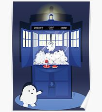 Adipose Claw Machine  Poster