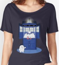 Adipose Claw Machine  Women's Relaxed Fit T-Shirt