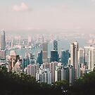 Kopie von Hongkong skyline by day by Pascal Deckarm