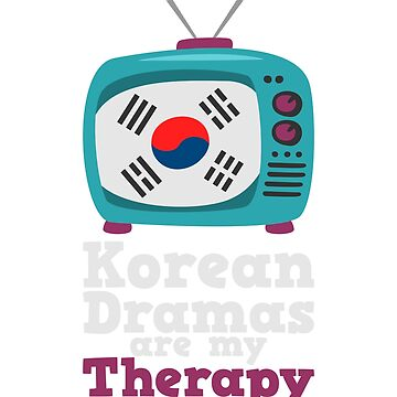 Korean Dramas are my Therapy TV reality show by valuestees