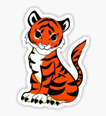 Baby Tiger Sticker