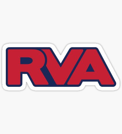 RVA UofR Sticker