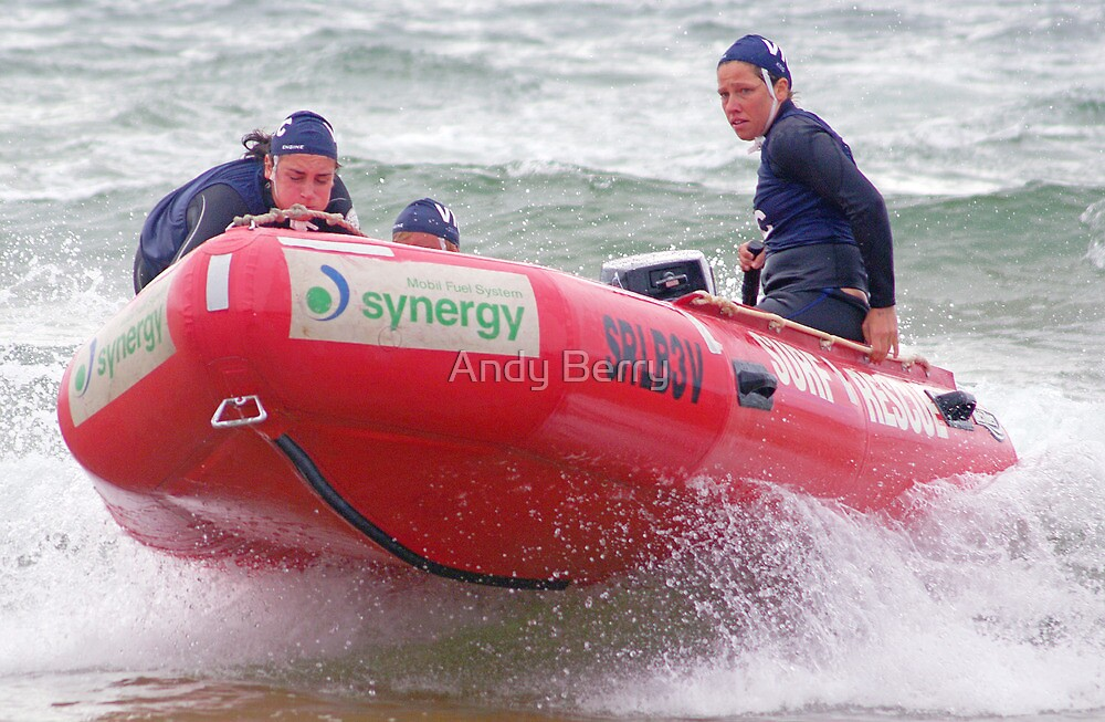 Racing at Penguin (82) by Andy Berry