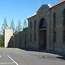 Trial Bay Gaol Ruins South West Rocks, N.S.W. Australia. by Mywildscapepics