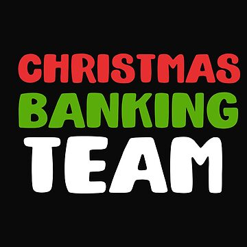 Christmas Banking Team by 64thMixUp