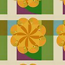 Fibonacci Flower by BigFatArts