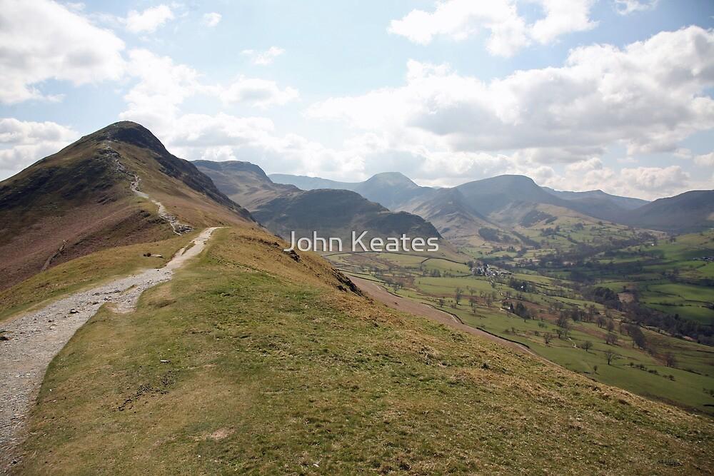 Catbells Path by John Keates