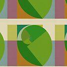 Fibonacci Leaf by BigFatArts