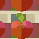 Fibonacci Apple by BigFatArts
