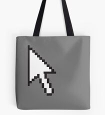 A computer pointer mouse direction device Tote Bag