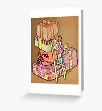 Gifted Greeting Card