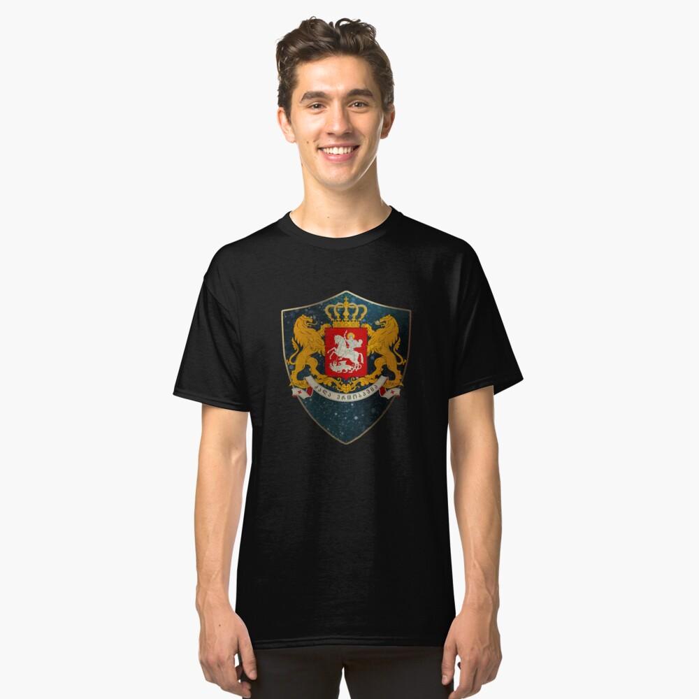 Georgia Coat of Arms Classic T-Shirt