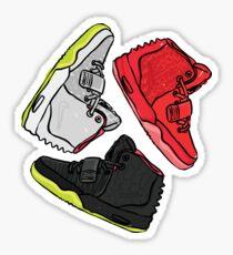 Yeezy Trifecta Sticker