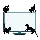 Mitze Katze by Richard Laschon