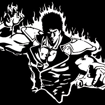 Kenshiro Fist of The North Star by OtakuPapercraft