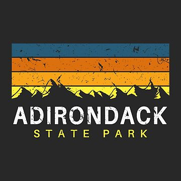 Adirondack State Park New York Souvenirs NY by fuller-factory