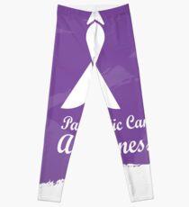 Pancreatic Cancer Awareness Leggings