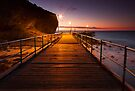Second Valley Jetty by KathyT