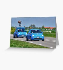 Made in Italy...... Greeting Card