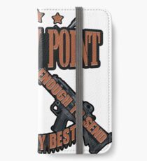 Hollow Point Rifle iPhone Wallet/Case/Skin