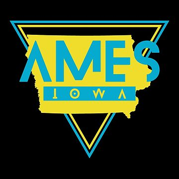 Ames Iowa Souvenirs IA Vintage by fuller-factory