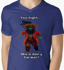 You fight like a dairy farmer!  T-Shirt