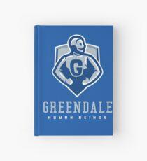 Greendale Human Beings Hardcover Journal