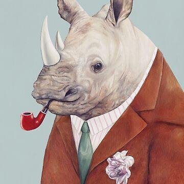 Rhinoceros by AnimalCrew