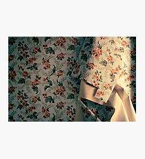 Wallpaper Photographic Print
