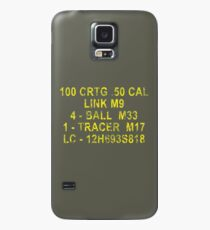 Funda/vinilo para Samsung Galaxy 50 Cal Ammo Can