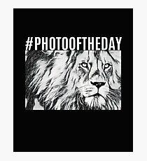 #PHOTOOFTHEDAY Photographic Print