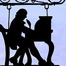 The Writer by Lynne Morris