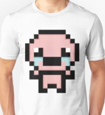 Isaac Pixelated  the Binding of isaac Unisex T-Shirt