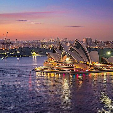 Sydney Opera House by EdmondHoggeJr